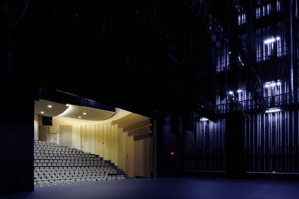 Harlod Shenkman Theatre