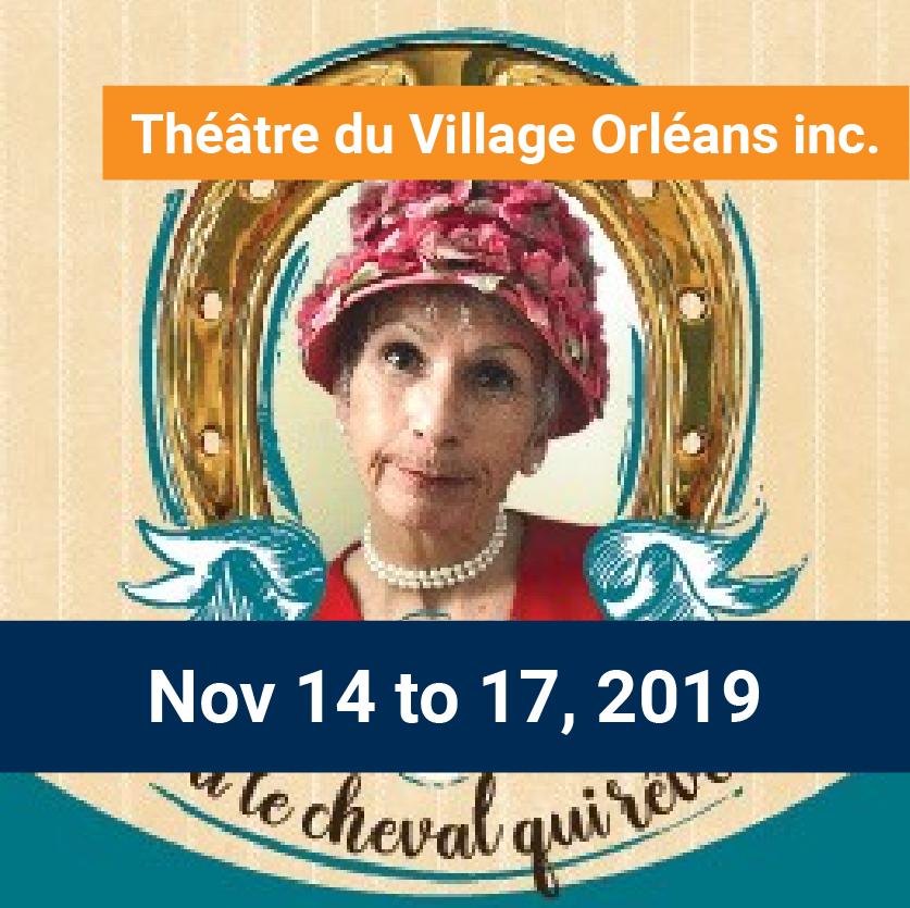 Théâtre du Village Orléans inc.