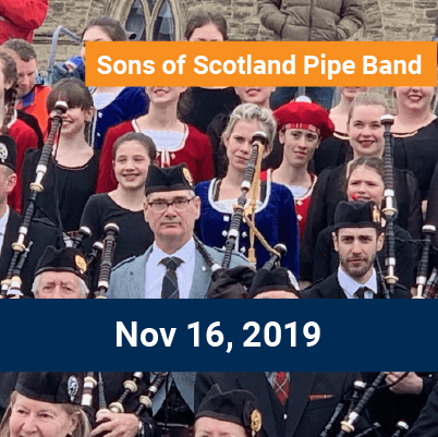 Sons of Scotland Pipe Band